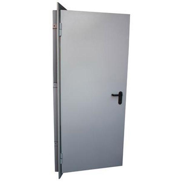 Металлические огнеустойчивые двери