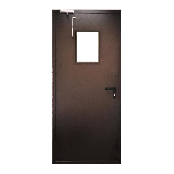 Металлические огнестойкие двери
